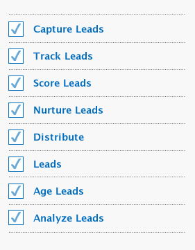 lead management application