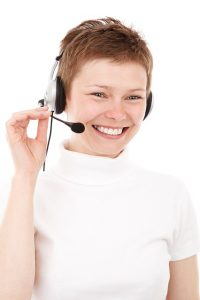 Call center CRM solution