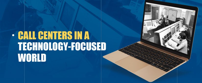 call centers in tech focused